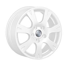 Автомобильный диск литой Replay SK21 6,5x16 5/112 ET 50 DIA 57,1 White