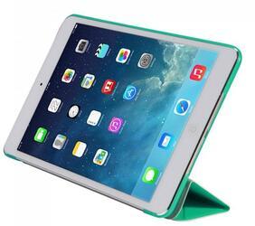 Чехол-книжка для планшета Apple iPad Mini Retina, Apple iPad Mini 3 голубой