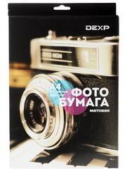 Фотобумага DEXP Matt 0803125