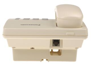Телефон проводной Panasonic KX-TS2350RUJ