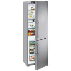Холодильник с морозильником Liebherr CUNesf 3523-22 серебристый