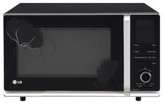 Микроволновая печь LG MH-6388PRFB ( 23л, комби 2350Вт, гриль, электронное управление, дисплей)