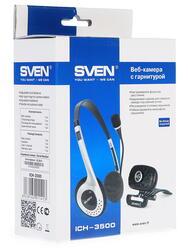 Набор Sven ICH-3500 веб-камера + гарнитура