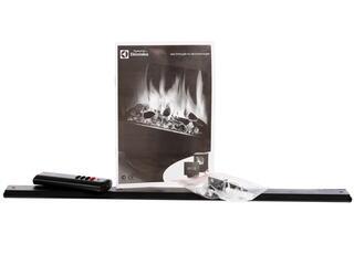 Электрокамин Electrolux EFP/W-1200RCL черный