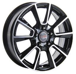 Автомобильный диск Литой LegeArtis Concept-VW501 6,5x16 5/112 ET 33 DIA 57,1 BKF
