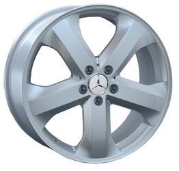 Автомобильный диск литой Replay MR102 8,5x19 5/112 ET 43 DIA 66,6 Sil