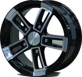 Автомобильный диск литой Скад Тор 6,5x15 5/108 ET 35 DIA 57,1 Алмаз
