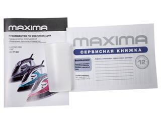 Утюг Maxima MI-Т122 голубой