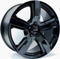 Автомобильный диск Литой OZ Racing Versilia 9x19 5/112 ET 35 DIA 75 Matt Black