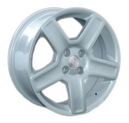 Автомобильный диск литой Replay PG33 7x17 4/108 ET 26 DIA 65,1 Sil