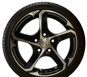 Автомобильный диск литой Скад Аллигатор 6x15 5/114,3 ET 41 DIA 56,6 Алмаз
