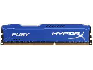Оперативная память Kingston HyperX FURY Blue Series [HX318C10F/8] 8 Гб