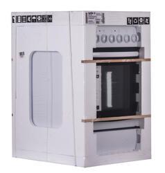 Электрическая плита Simfer 650101W белый