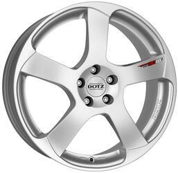 Автомобильный диск Литой Dotz Freeride 7,5x18 5/100 ET 35 DIA 60,1 Dark