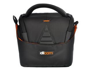 Сумка Dicom Utah 18 черный
