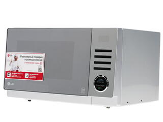 Микроволновая печь LG MS-2353HAR серебристый