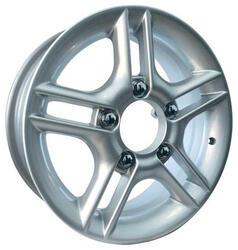 Автомобильный диск литой K&K Медео 6,5x16 5/139,7 ET 40 DIA 98 Сильвер