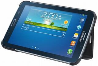Чехол-книжка для планшета Samsung Galaxy Tab 3 Lite черный