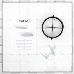 Вытяжка полновстраиваемая Cata TF 5250 белый