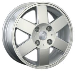 Автомобильный диск литой Replay CHR8 6x15 4/114,3 ET 39 DIA 57,1 Sil