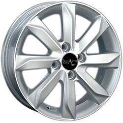 Автомобильный диск Литой LegeArtis HND113 6x15 4/100 ET 48 DIA 54,1 Sil