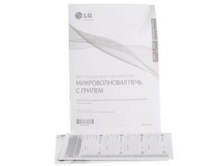 Микроволновая печь LG MH-6354JAS белый