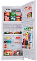Холодильник с морозильником Toshiba GR-KE69RS серый