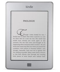 6'' Электронная книга Amazon Kindle серебристый