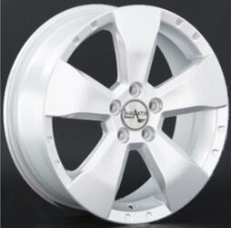 Автомобильный диск Литой LegeArtis SB5 7x17 5/100 ET 48 DIA 56,1 White