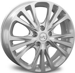 Автомобильный диск литой LegeArtis H53 6,5x17 5/114,3 ET 50 DIA 64,1 Sil