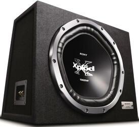 Автосабвуфер пассивный Sony XS-GTX121LS