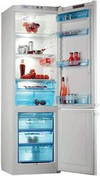 Холодильник с морозильником Pozis RK-126 белый
