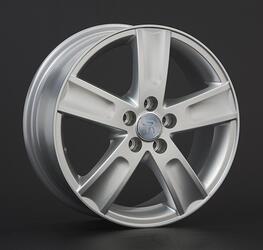 Автомобильный диск литой Replay SZ44 6,5x16 5/114,3 ET 45 DIA 60,1 Sil