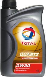 Моторное масло TOTAL QUARTZ ENERGY 9000 0W30 166249