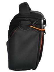 Треугольная сумка-кобура Dicom Utah 14 черный