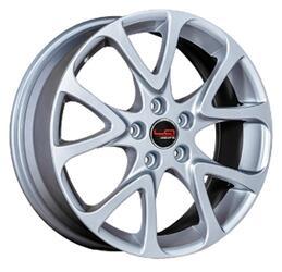 Автомобильный диск Литой LegeArtis MZ28 7,5x18 5/114,3 ET 60 DIA 67,1 Sil