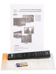 "32"" (81 см)  LED-телевизор Mystery MTV-3223LW черный"