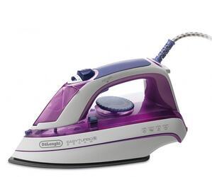 Утюг DeLonghi FXK 23.AT белый, фиолетовый