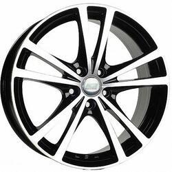 Автомобильный диск литой Nitro Y9114 7x17 5/115 ET 44 DIA 70,1 BFP