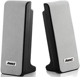 Колонки 2.0 Aneex E-S520 (2x2Вт)