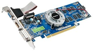 Видеокарта PCI-E GigaByte ATI Radeon HD5450 1024MB 64bit DDR3 [GV-R545-1GI] DVI D-Sub HDMI