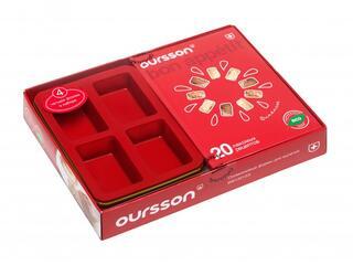 Набор форм для приготовления Oursson BW1351SS/MC