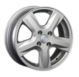 Автомобильный диск Литой Replay TY35 6x15 5/100 ET 45 DIA 54,1 Sil