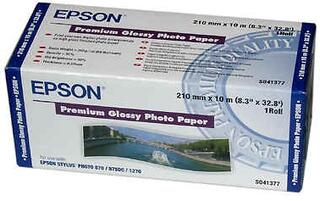 Широкоформатная фото бумага EPSON S041377