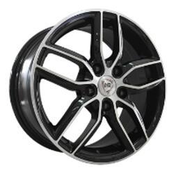 Автомобильный диск Литой NZ SH656 8x18 5/114,3 ET 45 DIA 60,1 BKF