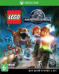 Игра для Xbox One LEGO Мир Юрского Периода