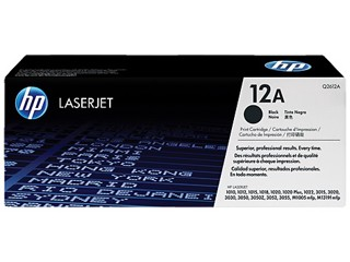 Картридж лазерный HP 12A (Q2612A)