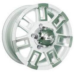 Автомобильный диск Литой LS 158 6,5x15 5/139,7 ET 40 DIA 98,5 WF