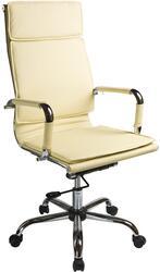Кресло офисное Бюрократ CH-993 бежевый