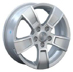 Автомобильный диск литой Replay HND8 6,5x16 5/114,3 ET 46 DIA 67,1 Sil